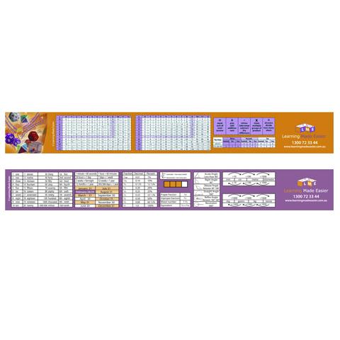 maths ruler