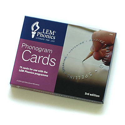 Phonogram Cards 2nd Edition