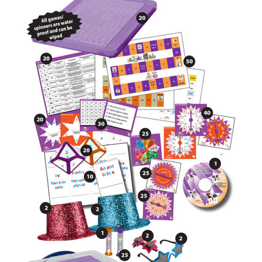 independent spelling stars kit